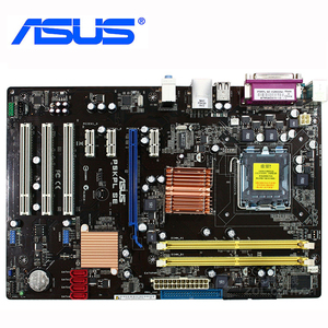 LGA 775 ASUS P5KPL SE Motherboard DDR2 4GB For Intel G31 P5KPL-SE Desktop Mainboard ATX Systemboard SATA II PCI-E X16 Used