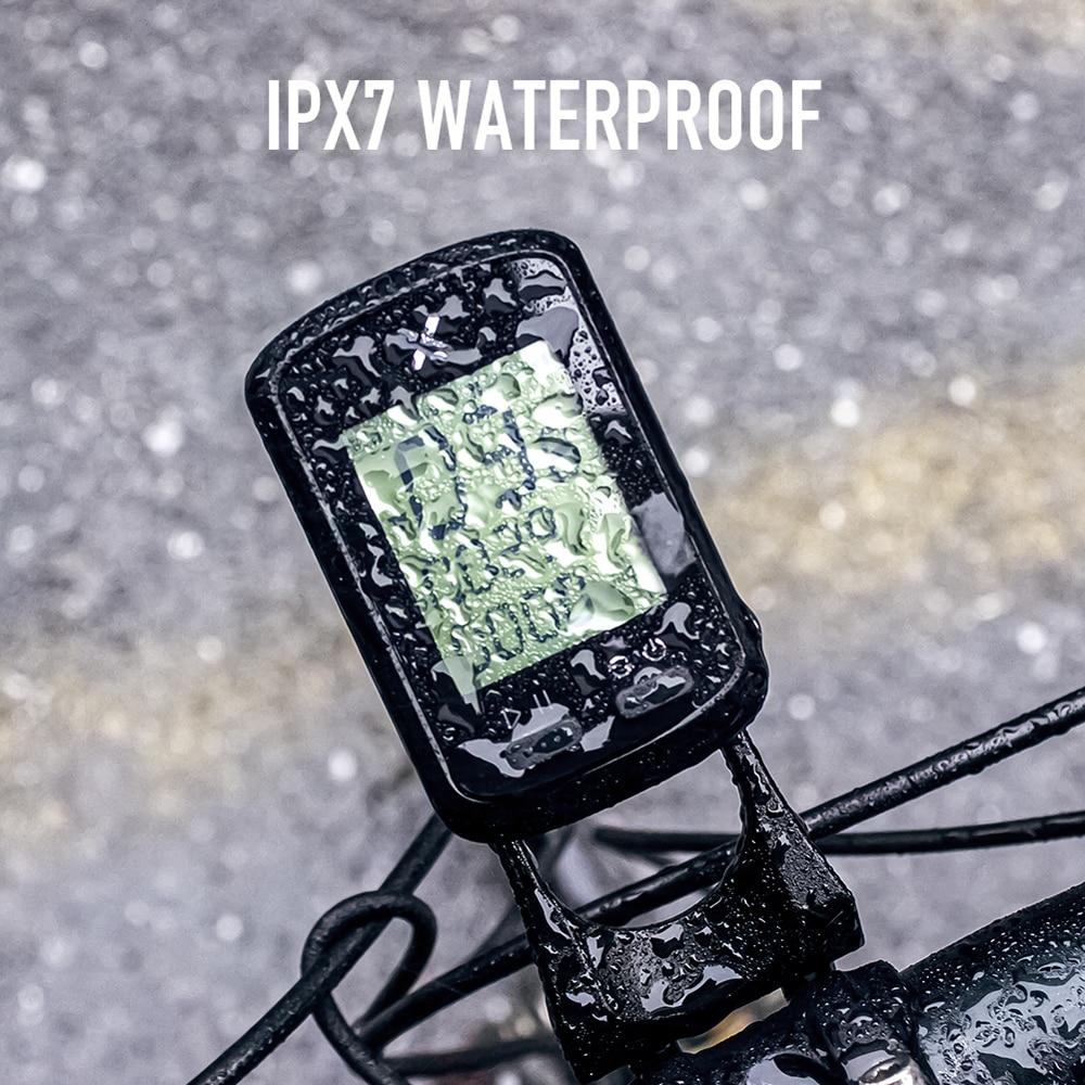 XOSS vélo ordinateur G Plus sans fil GPS compteur de vitesse étanche vélo de route vtt vélo Bluetooth ANT + avec Cadence vélo ordinateur