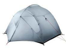 3F UL GEAR 3 Person 4 Season 15D Camping Tent Outdoor Ultralight Hiking Backpacking Waterproof Tents Qingkong