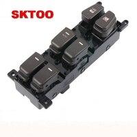 زر مفتاح نافذة الطاقة لـ SKTOO الجانب الرئيسي للسائق الأمامي الأيسر لشركة Hyundai Sonata 2008-2010 OEM935703K600/93570-3K600