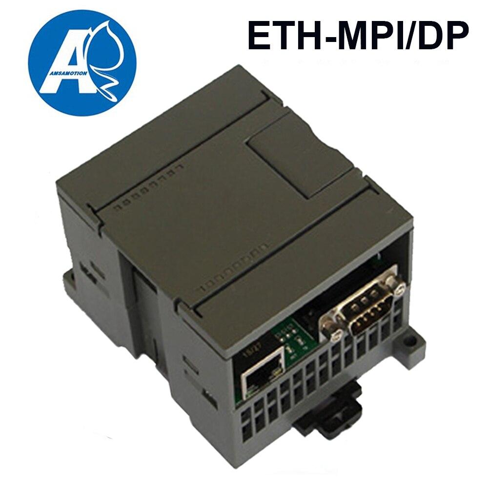 eth mpi dp para siemens s7 300 ethernet isolado modulo adaptador de comunicacao 64bit para step7