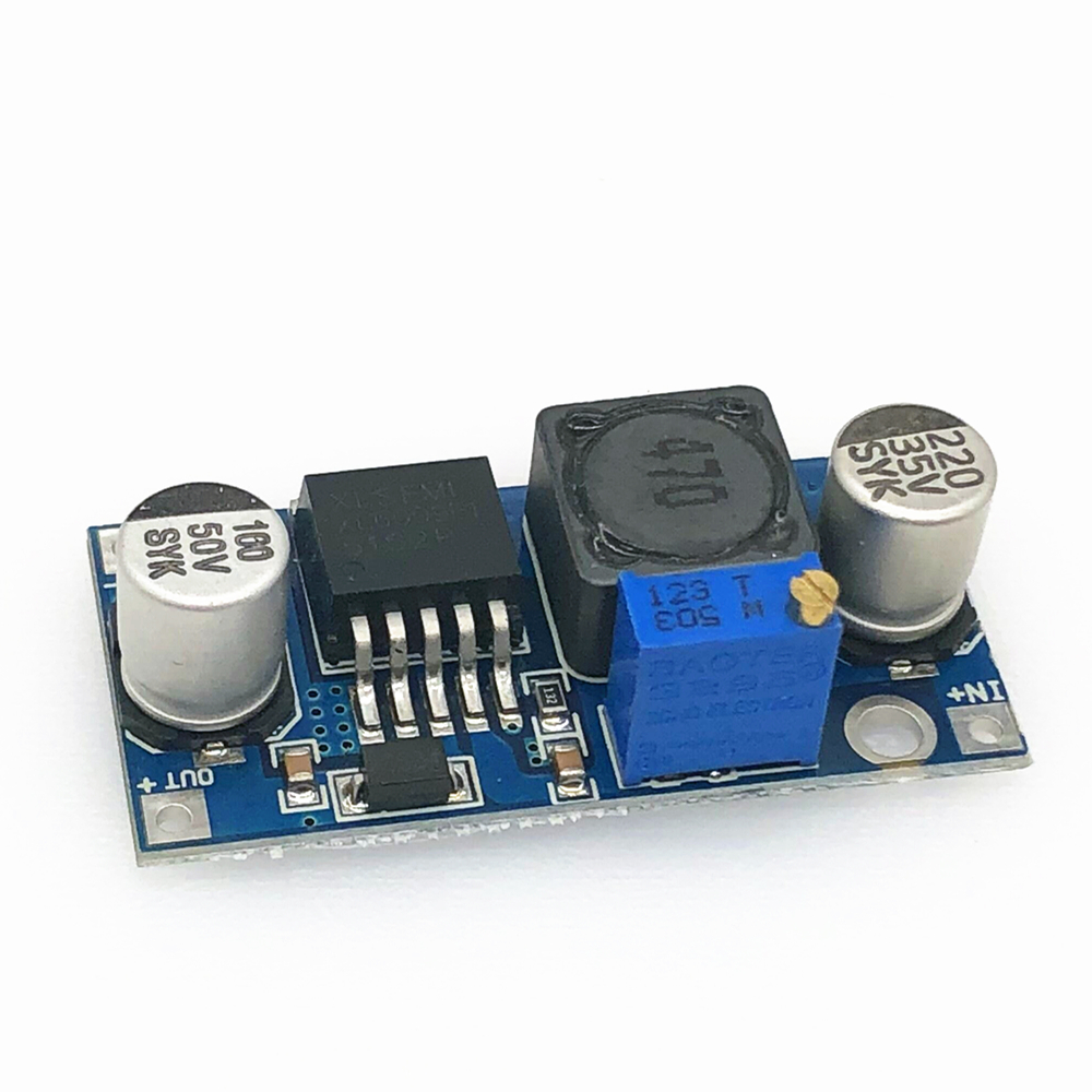 XL6009 DC-DC Booster Power Supply Module Output is Adjustable Super LM2577 Step-Up Module DC DC Step Up Converter Boost Board