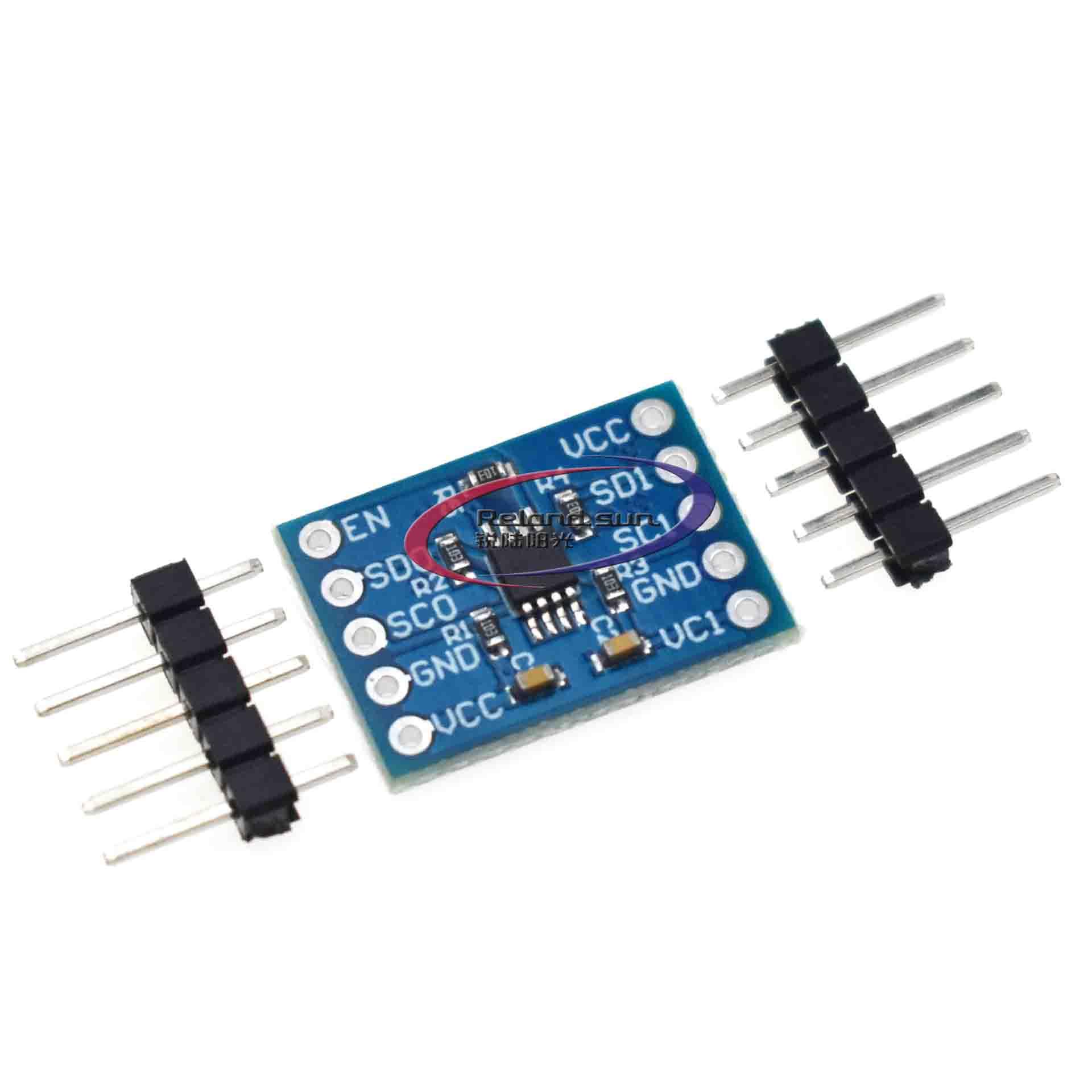 1pcs CJMCU-9515 I2C Module PCA9515A 2 Channel 2Bit I2C Repeater SMBus 400KHz Dual Bidirectional Repeater Module