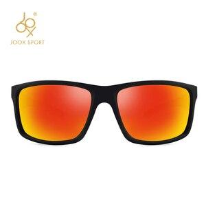 Image 4 - 2019 ใหม่ผู้ชายแว่นตากันแดด Polarized 1.1mm Thicken เลนส์แฟชั่นกลางแจ้งแว่นตากันแดดผู้ชายยืดหยุ่นยางสีเรียบกรอบ
