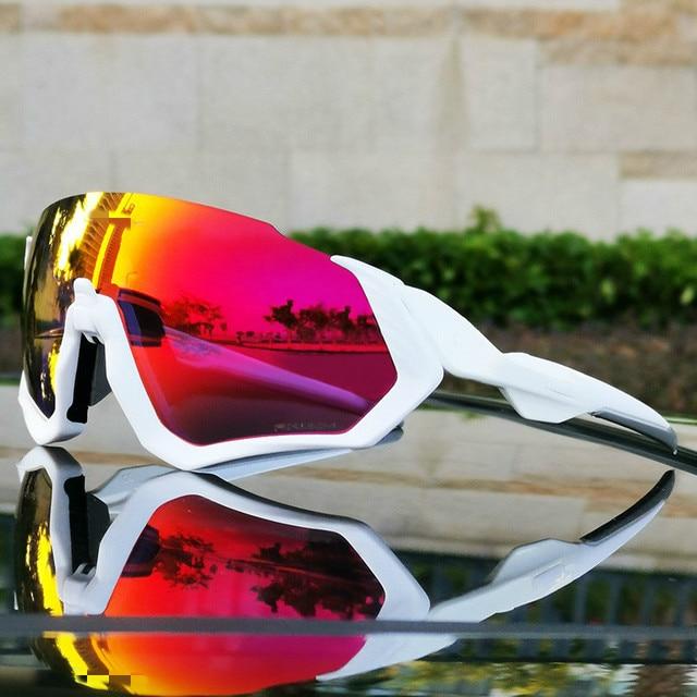 Esportes ao ar livre óculos ciclismo mountain bike bicicleta equitação óculos ao ar livre óculos à prova de vento 3