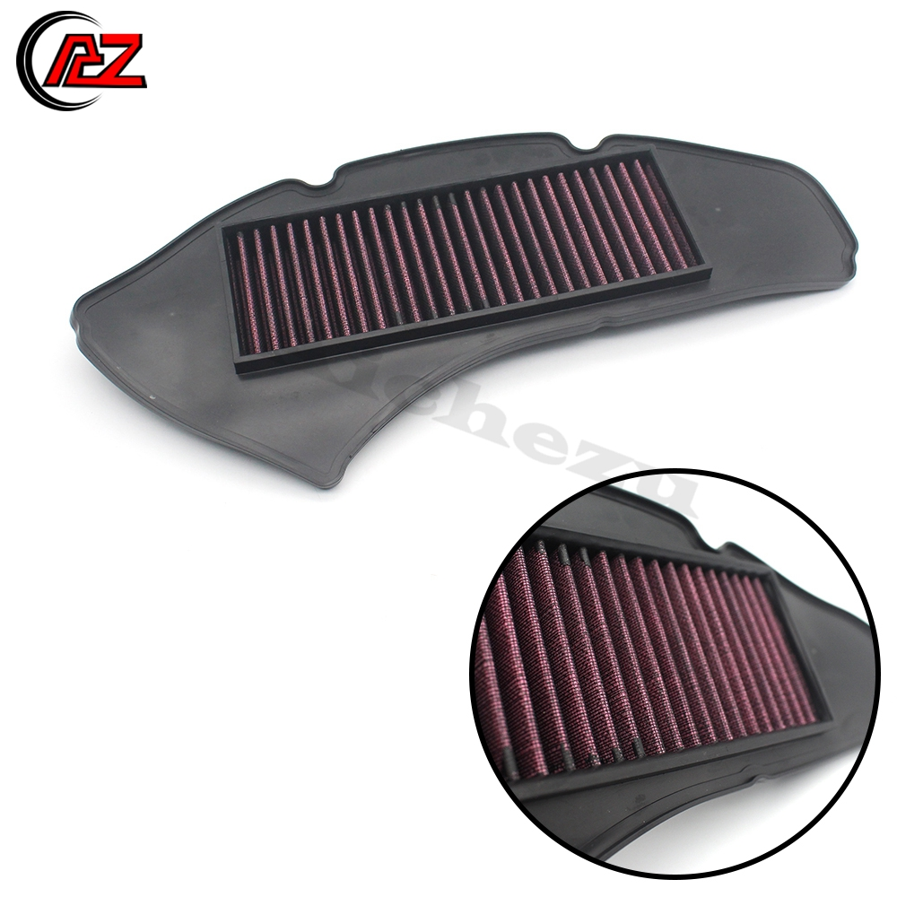 1x Moto Air Cleaner Filter Element Replacement For Yamaha NMAX 2015-2016