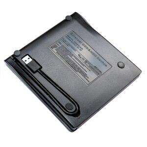 Image 5 - USB 3,0 тонкий внешний DVD RW CD записывающее устройство, устройство для чтения и записи дисков, оптический привод для ноутбука, ПК, dvd