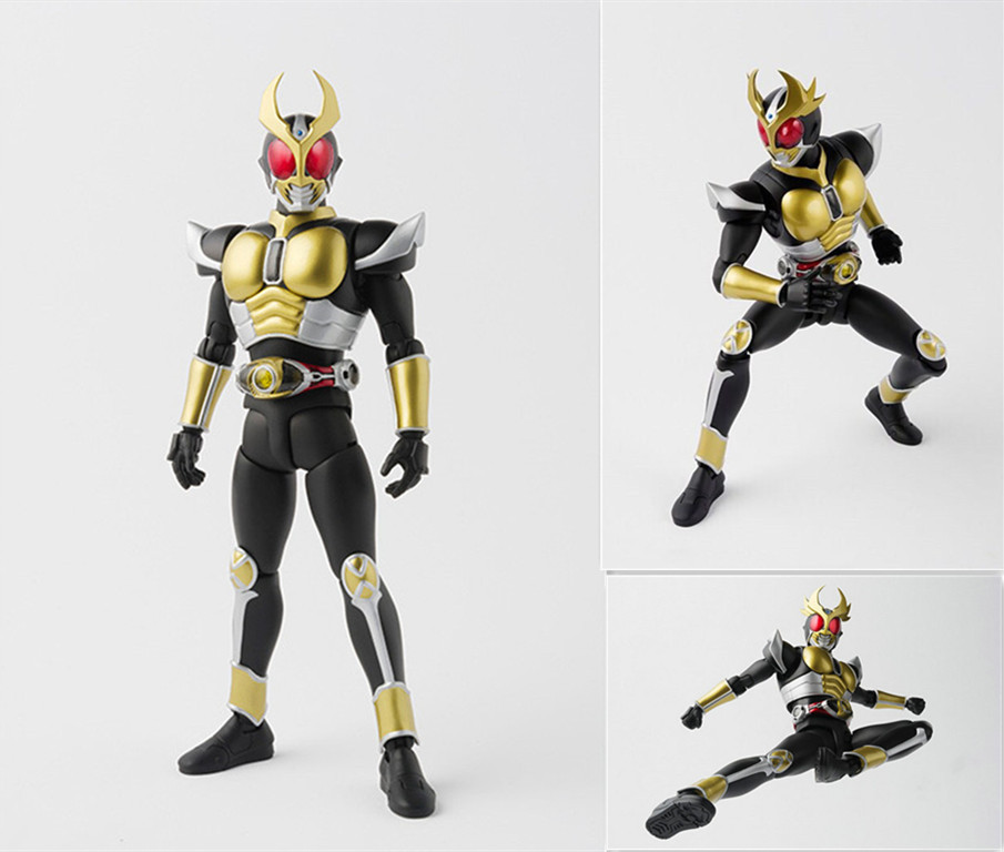 15cm Masked Rider Kamen Rider Movie Action Figure PVC Collection Model Toys For Christmas Gift