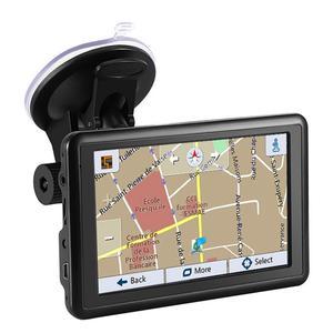 5 Inch GPS Car Navigation 1200mAh Car GP