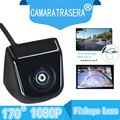 Car Vehicle Rear or Front View Camera for Parking Backup Reverse Monitor with 170 Degree Fish Eye Auto Night Vision Waterproof