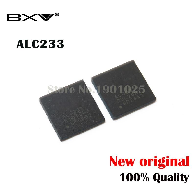5pcs ALC233 ALC3228 ALC5631Q ALC277 ALC3225 ALC3232 ALC3236 ALC3227 ALC5633Q ALC283 QFN New Original
