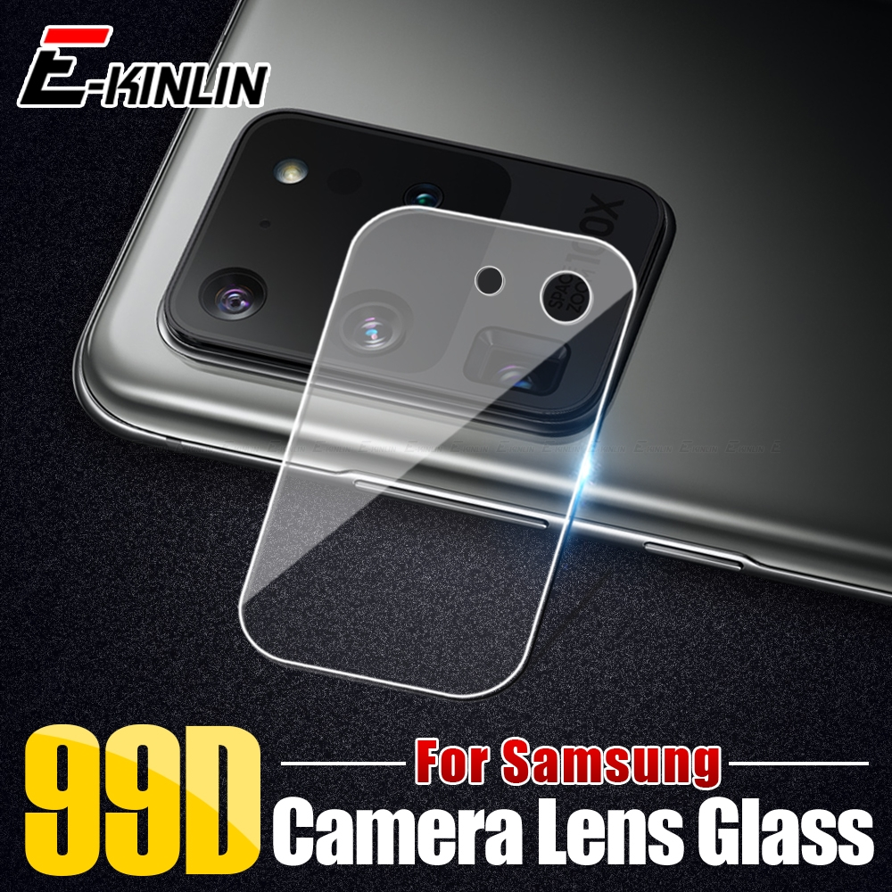 Back Camera Lens Screen Protector Protective Film Tempered Glass For Samsung Galaxy S20 Ultra S10 5G S10e S9 Plus Note 10 Lite 9
