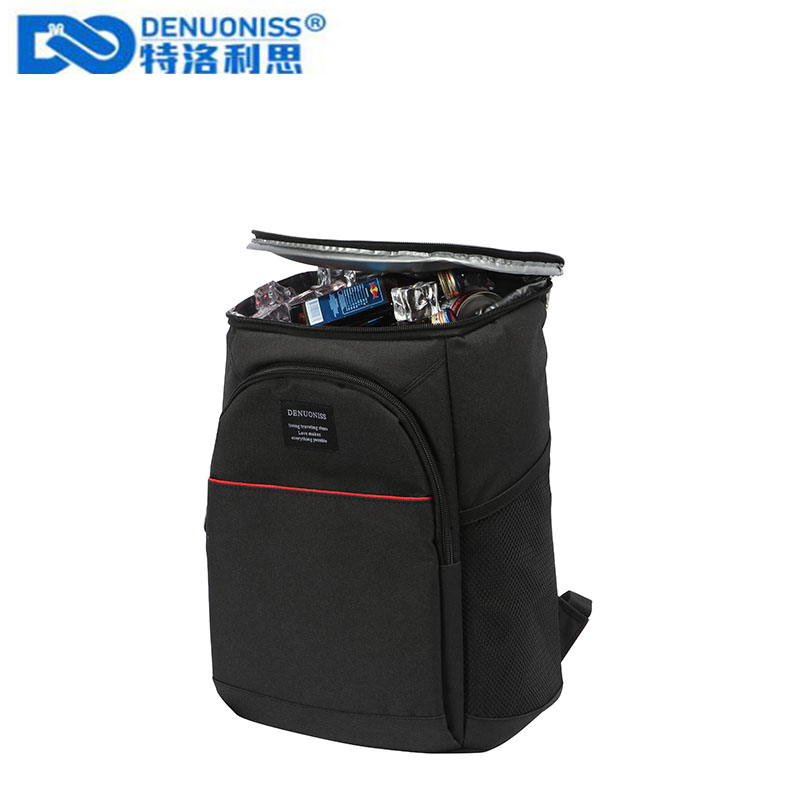 Image 3 - DENUONISS 20L Thermal Backpack Waterproof Thickened Cooler Bag Large Insulated Bag Shoulder Picnic Cooler BackpackCooler Bags   -