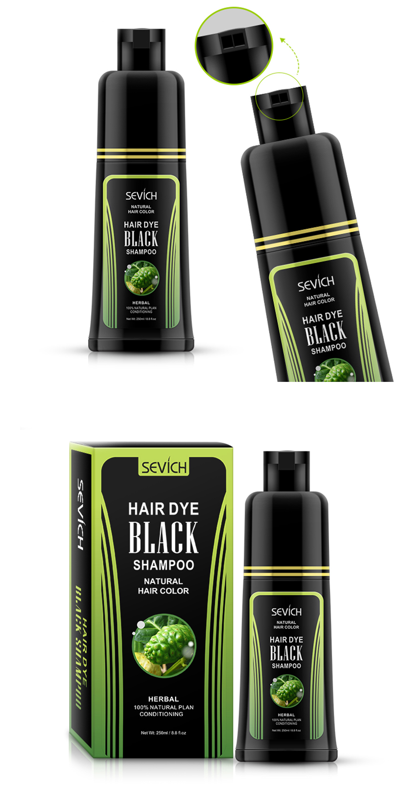 cinza cabelo remoção tintura coloração cabelo preto