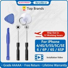 Инструменты для открывания экрана мобильных телефонов для iPhone 6S 6 Plus Ремонтный комплект мини-Отвертки Набор инструментов для iPhone 6S Plus 5 5S 5C Se