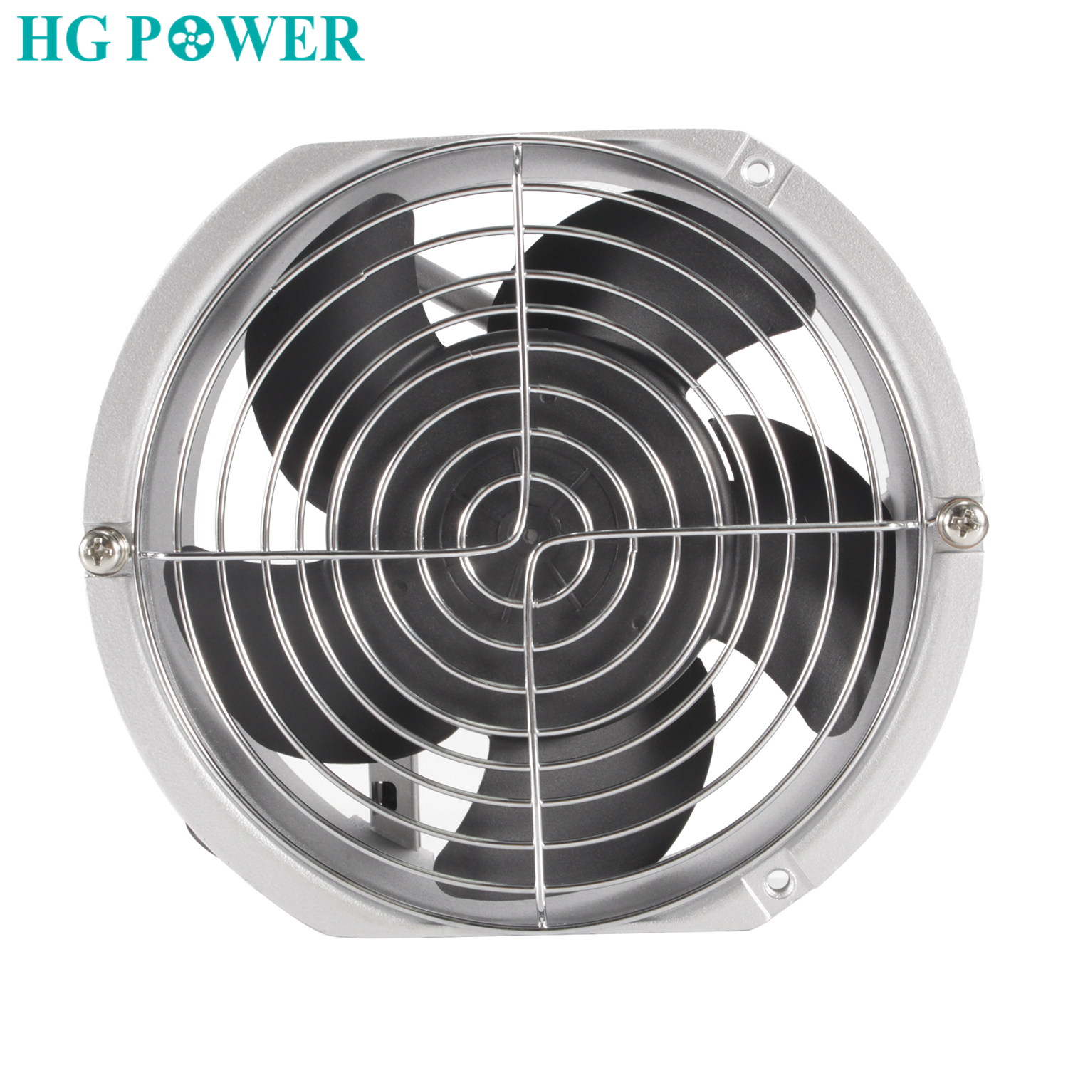 Waterproof Cooling Fan 220V 110V AC 17251 Supercharged Industrial Fan Refrigerator Plastic Freezer Cabinet Cooler Axial Fan Home