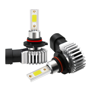 12V 6000K White bombillas H1 H3 h4 h7 h11 h8 9005 9006 LED Headlights Bulb 60W 13200LM Kit Low Beam 6500K White Plug And Play D9 image