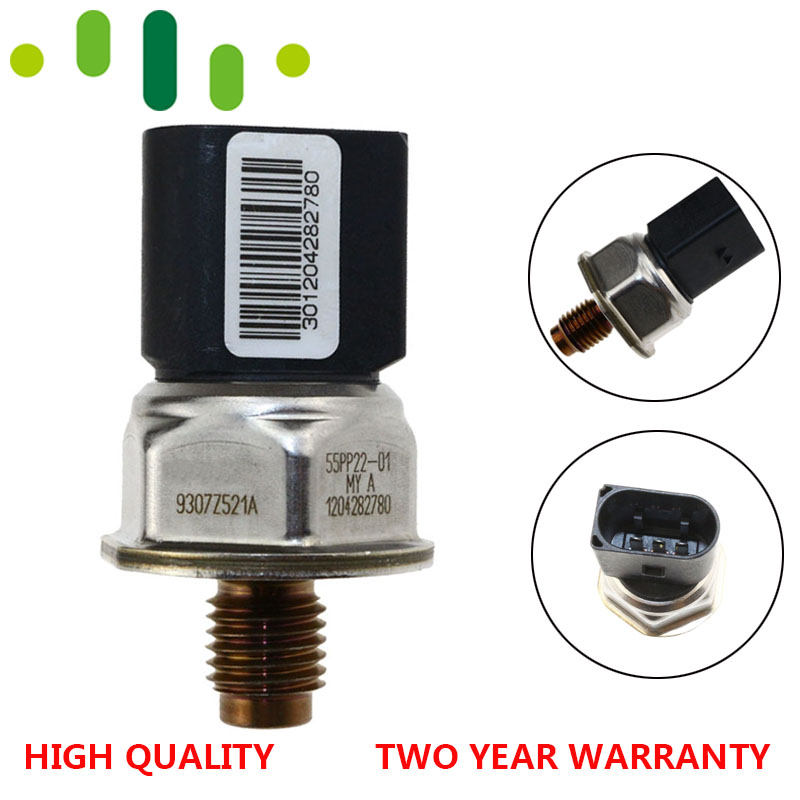 Original Diesel Fuel Rail Pressure Sensor 9307Z521A 55PP22 01 For Mercedes Benz Benz MB VITO VIANO SPRINTER W212 S212 W204 S204-in Fuel Supply & Treatment from Automobiles & Motorcycles
