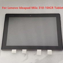 Original 10.1 Inch For Lenovo Ideapad Miix 310-10ICR Tablet LCD Display Touch Panel Screen Digitizer Assembly