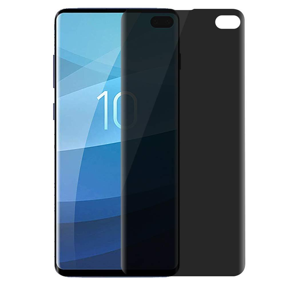9H 20D Full Coverage Privacy Tempered Glass For SAMSUNG Galaxy S10 Plus Anti Spy Screen Protector S10+ S10Plus Glare Protective film