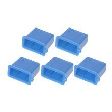 5 шт защитная крышка от пыли для usb type a