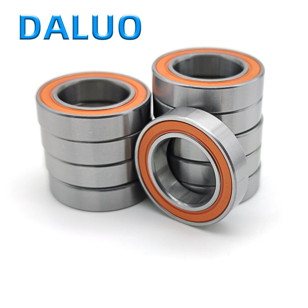 10PCS DALUO 18307-LBLU 18X30X7 18307 18307-2RS 6903/18 MR18307 18307RS ABEC-3 Single Row Deep Groove Ball Bearings