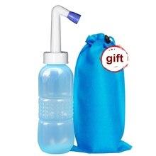 Открытый Кемпинг портативный биде сжать распылитель бутылки EVA экологически чистые Shattaf бутылки личные товары для здоровья смыва после использования