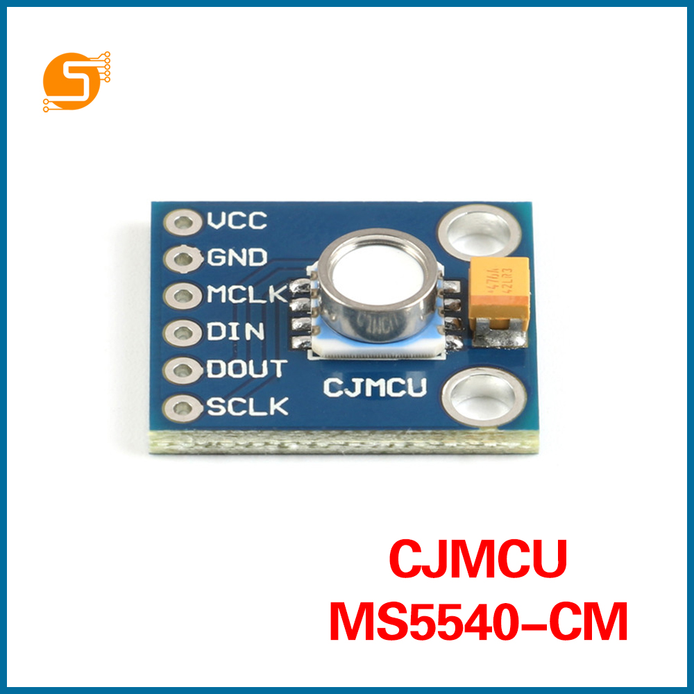 S ROBOT CJMCU Digital Pressure Sensor Module Waterproof And Accurate Height Module MS5540-CM MS5540C Micro Barometer EC17