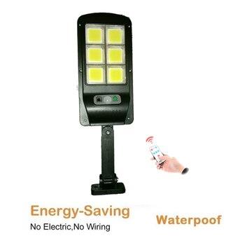 Solar PIR motion sensor Solar Power Street light Outdoor Garden light wall lamp Waterproof Energy Saving Yard Path Home Garde 3