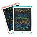 الأطفال LCD دفتر الرسم بخط مجلس 11 بوصة اللون الخشنة بخط مجلس LCD الأطفال الكتابة على الجدران ذكي السبورة