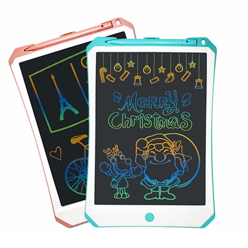 Children's LCD Sketchpad Handwriting Board 11-inch Color Coarse Handwriting Board LCD Children's Graffiti Intelligent Blackboard