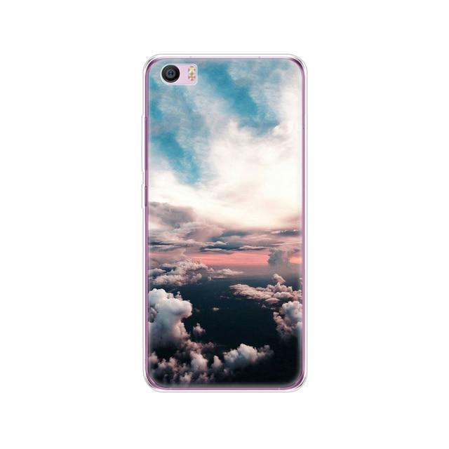 Coque en Silicone pour Xiaomi Mi5s Mi 5 s M5s souple peinture en TPU coque de protection transparente pour Xiaomi mi5s Mi 5 s m5 s