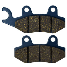 1000 Motorcycle For BENNCHE Spire 2014 2015 2016 X Brake Pads Front Rear