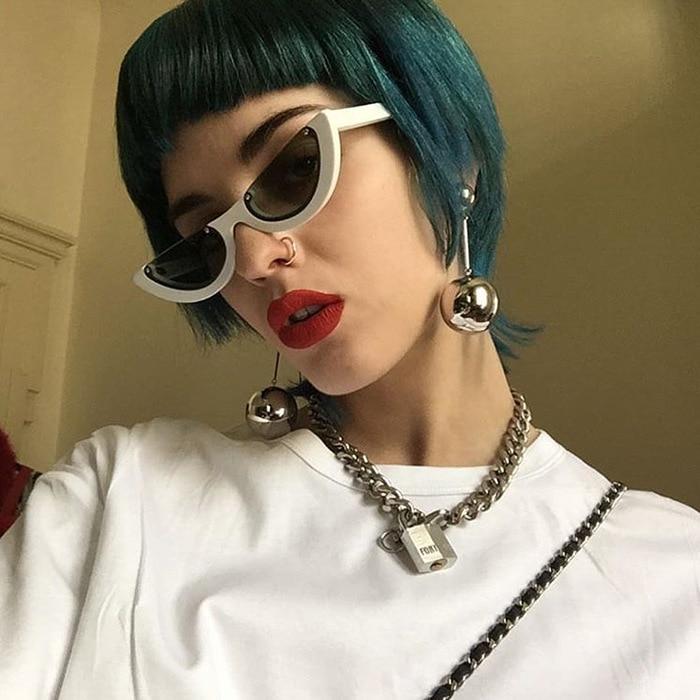 Хорошо продаваемые женские солнцезащитные очки, брендовые, бутик, атмосферные очки, женские модные солнцезащитные очки