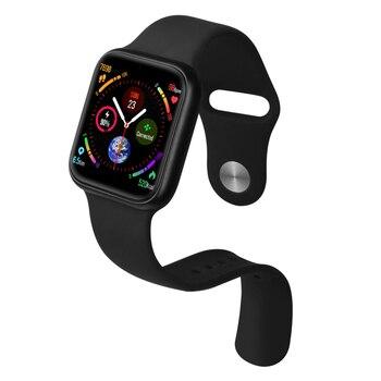 Smartwatch P90 Full Touch Screen Smart Watch Men Women Waterproof Heart Rate Blood Pressure Multi-Sports Mode Fitness Tracker