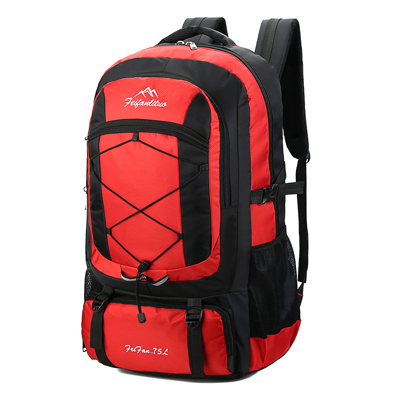 Travel Backpack Creative New Style Multi-functional Hiking Backpack Men And Women Large-Volume Casual Outdoor Mountain Climbing