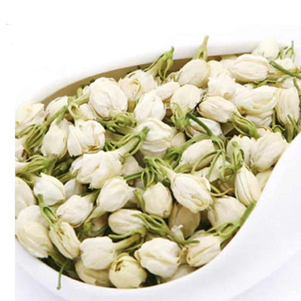 100g Free Shipping Dried Natural Jasmine Flower Buds