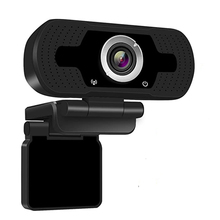 720P HD Webcam USB Desktop Laptop Camera webcamera Play Video Calling Computer Built-in Mic with Flexible Rotatable Clip