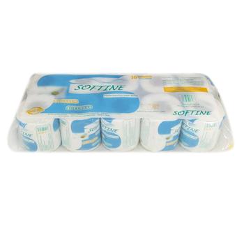 10 rolka biały papier toaletowy papier toaletowy papier toaletowy opakowanie 10 3Ply papier ręczniczek papier toaletowy papier toaletowy chusteczka toaletowa tanie i dobre opinie Fexport