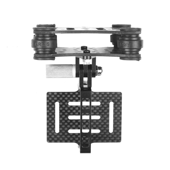 F10043 Carbon Fiber Camera Gimbal Mount FPV Shock Absorber Damping PTZ for DJI Phantom Quadcopter Multicopter for Gopro Hero 3