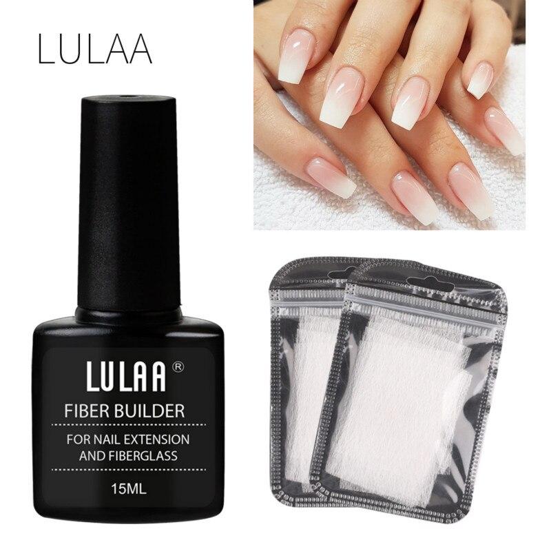 10/20PCS Nail Care Fiberglass Silk Nails Wrap For Gel Extension Stickers Fiber Glass Nail Form Nail Art Nail Beauty Tool TSLM1