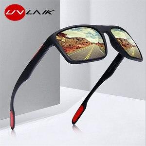 UVLAIK Brand Men Sunglasses Po