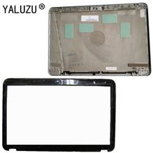 Новинка, чехол YALUZU для HP EliteBook 840 G3 740 G3 745 G3 A 6070B1020701 821161 001, задняя крышка ЖК дисплея, серебристый чехол