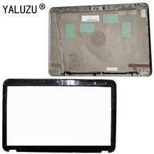 YALUZU funda trasera para HP EliteBook 840, G3, 740, G3, 745, G3, A, Concha, 6070B1020701, 821161 001, LCD, color plateado
