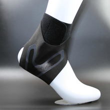 1 Piece Ankle Strap Sport Basketball Football Running Support Brace Compression Fitness Bandage Wrap Heel Protector