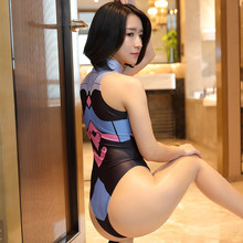 One Piece Swimwear Halloween Porn Play Playsuits Game Cosplay Overwatch DVA 3D Printed Sexy Costume for Women Anime Bodysuits