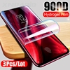 Full Hydrogel Film For OPPO A91 A12 A11 A1k A52 A7 A92S A31 A5 A9 2020 K1 K3 K5 Find X F9 F11 R15 R17 R19 Ace 2 Screen Protector