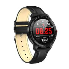 L9 ECG PPG Smart Watch Men Sports Heart Rate Bluetooth Smart