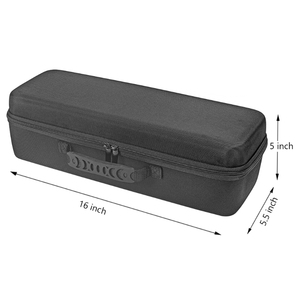 Image 2 - Square Shockproof Hard Cover Protective Case Bag for  Sony SRS XB43 Extra BASS Wireless Bluetooth Speaker and Accessory