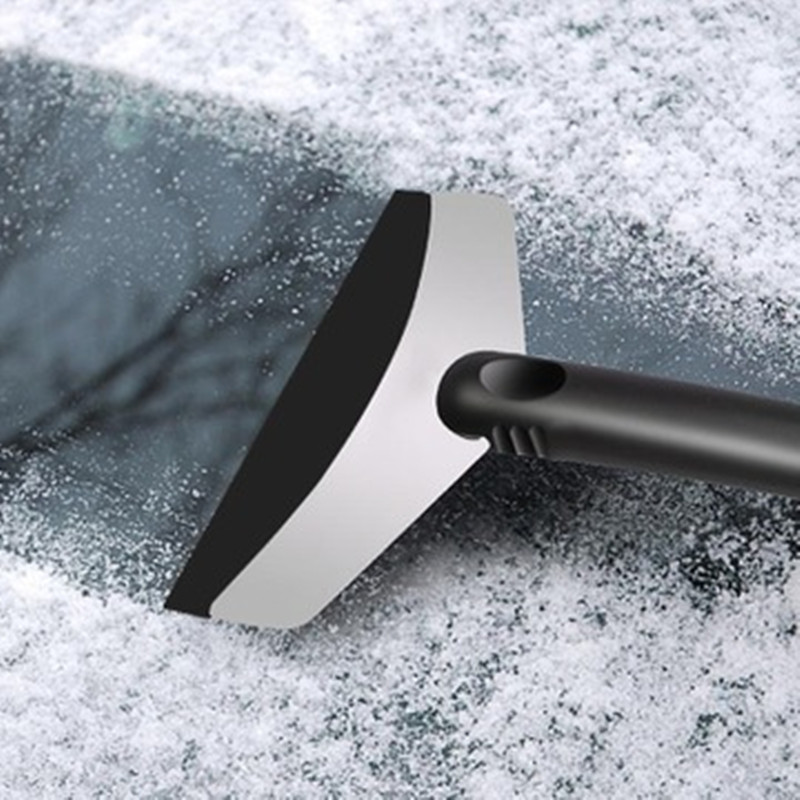 Car Window Windscreen Snow Ice Scraper Windshield Ice Remove Cleaner Window Glass Deicing Cleaning Tool Snow Shovel Deicer